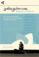 Justinguitar Beginners Songbook