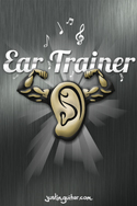 Justinguitar Ear Trainer App