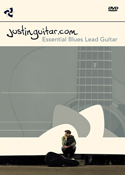Blues Lead Guitar DVD